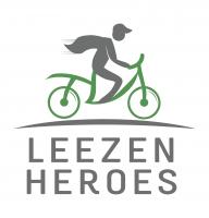 Leezen Heroes Radfahrer bunt
